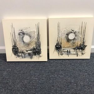 Other - Canvas wall paintings